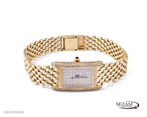 Gold watches -  www.jubilersezam.pl