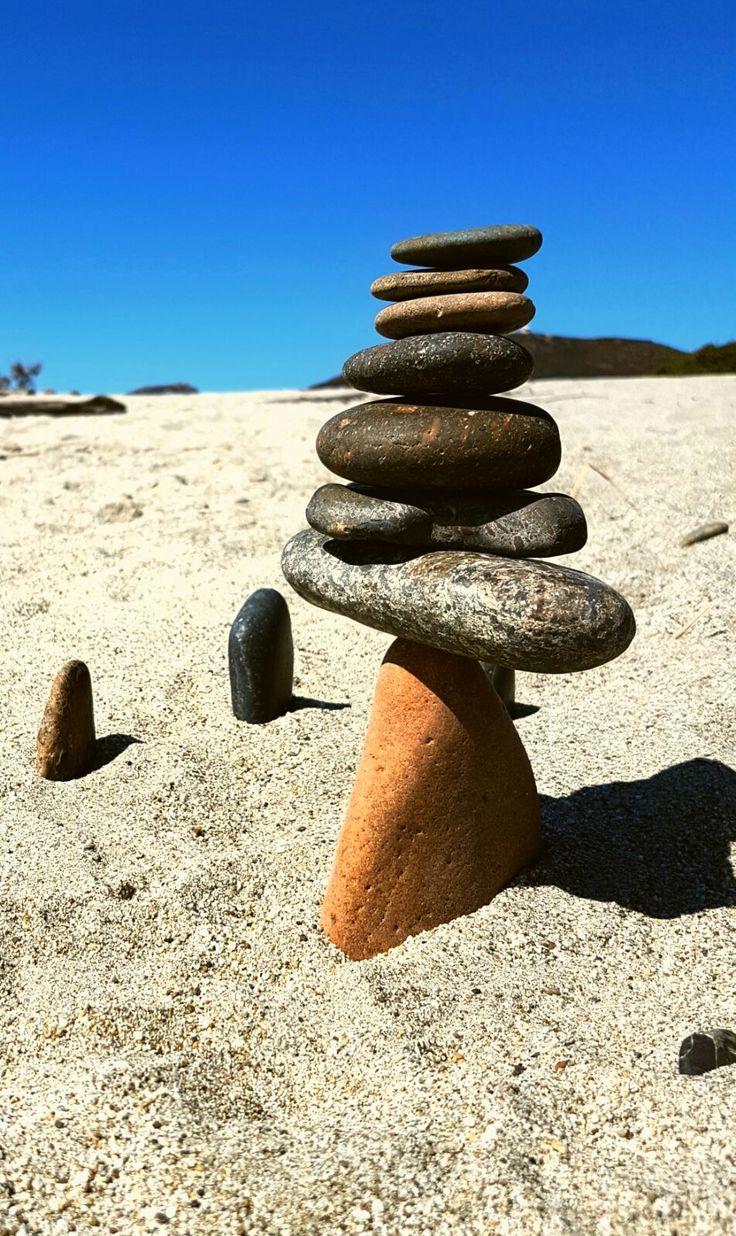Villaputzu - spiaggia di murtas  Equilibri