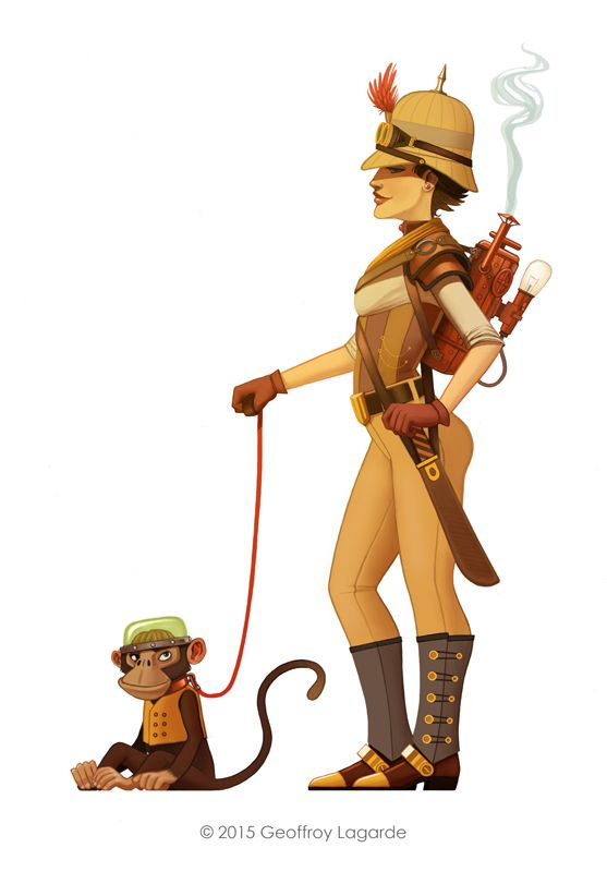 Character Design Monthly : Best my work images on pinterest character design