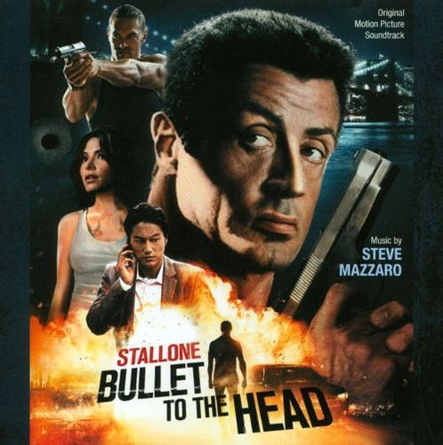 Bullet to the Head [Original Motion Picture Soundtrack] [CD]