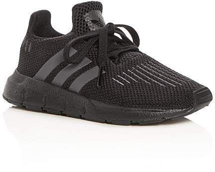 d3602c9cf867d adidas Unisex Swift Run Knit Lace Up Sneakers - Walker