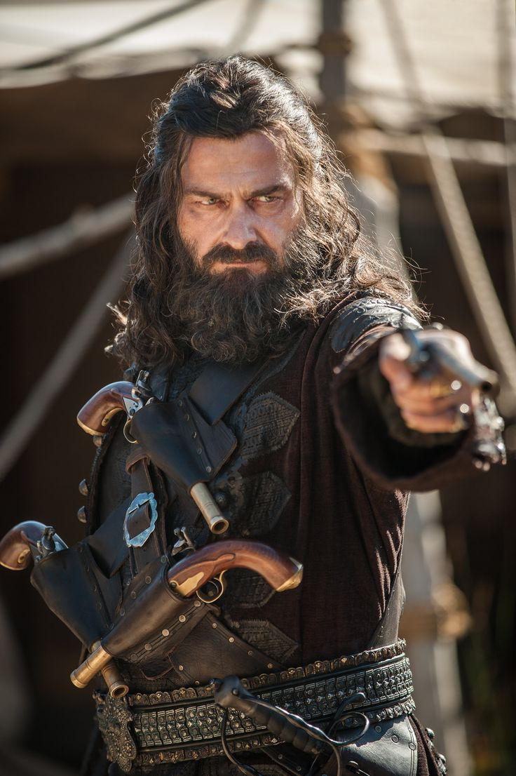 Black Sails - Edward Teach