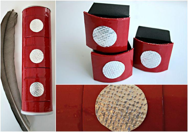 ber ideen zu basteln mit dosen auf pinterest. Black Bedroom Furniture Sets. Home Design Ideas