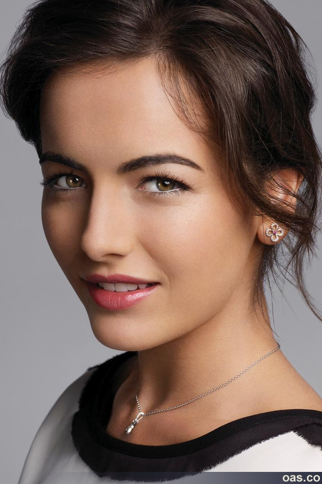 My girl crush: Camilla Belle!! <3 her #latina #Brazil