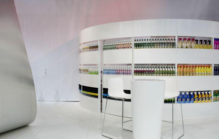 ©studiomfd product display, stand design, exhibition design, afa dispensing group, meeting room (www.studiomfd.com)