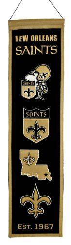 New Orleans Saints Banner