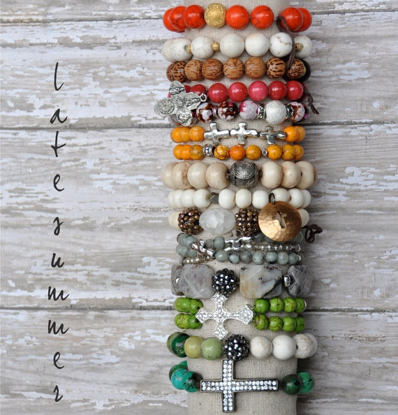 Beaded Bracelets make great gifts