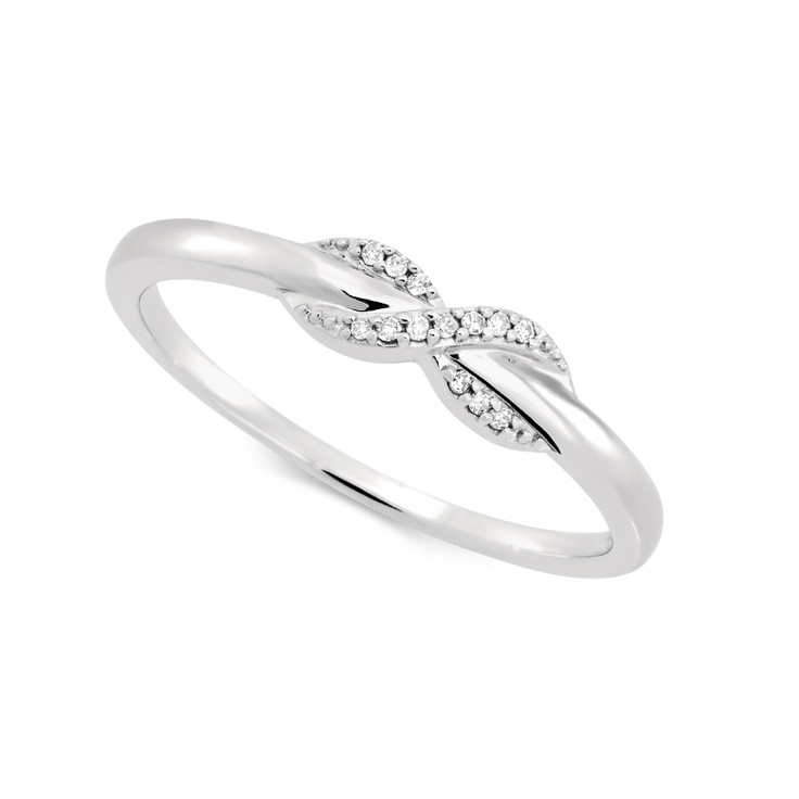 Diamond Ring. 10ct gold. Available in Australian and New Zealand stores. (SKU 11486497) #allforlove  #valentine #michaelhill $200 down from 320