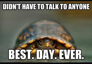 """""""Du musst doch nur reden! Es ist ganz leicht.""""   26 Sätze, die Introvertierte nicht mehr hören können"""