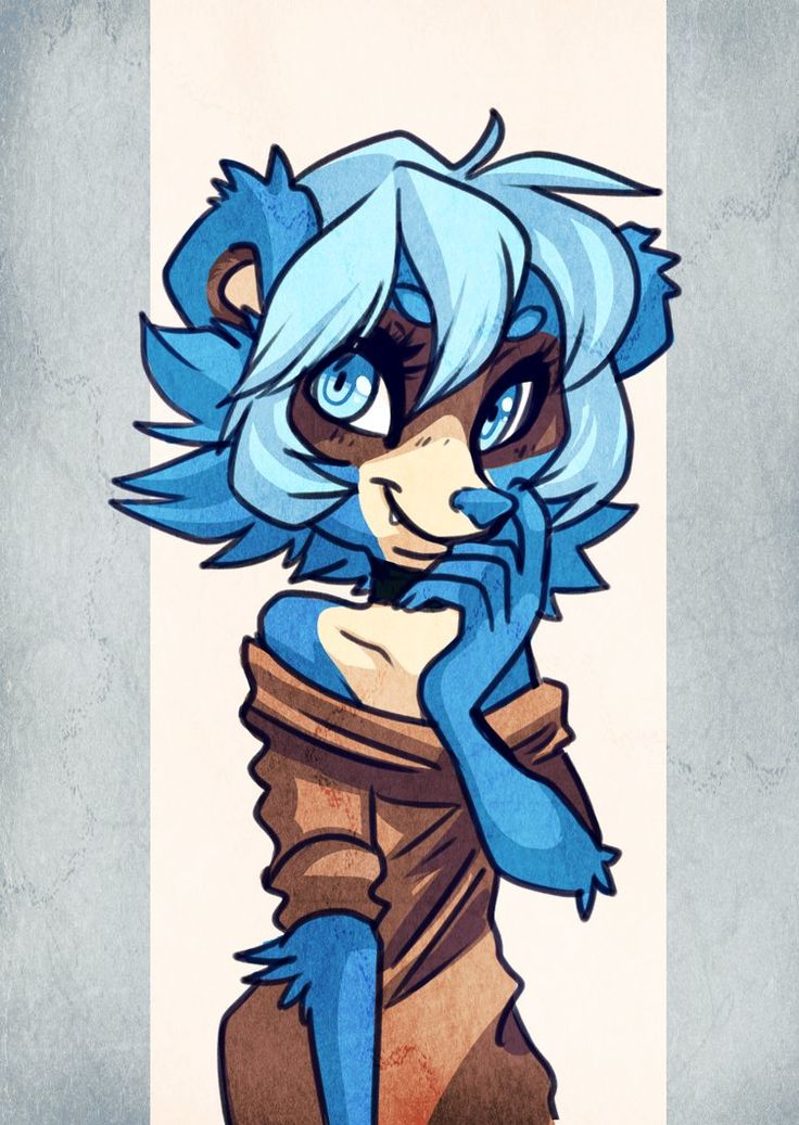 Just a doodle of Blue uvu
