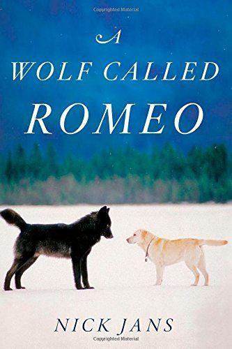 A Wolf Called Romeo by Nick Jans http://www.amazon.com/dp/0547858191/ref=cm_sw_r_pi_dp_WhOqub1YBK4FK