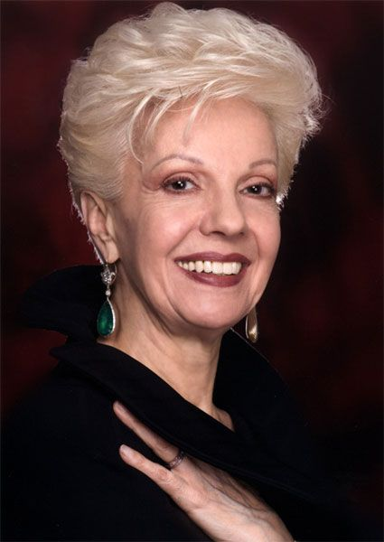 Raina Kabaivanska is a Bulgarian opera singer, one of the leading lyrico-spinto sopranos of her generation, particularly associated with Verdi and Puccini, although she sang a wide range of roles.