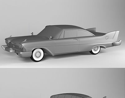 """Check out new work on my @Behance portfolio: """"Stephen King's Christine"""" http://be.net/gallery/49922553/Stephen-Kings-Christine"""