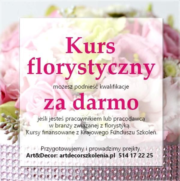 Kursy projektowania wnętrz i ogrodów Art&Decor Warszawa