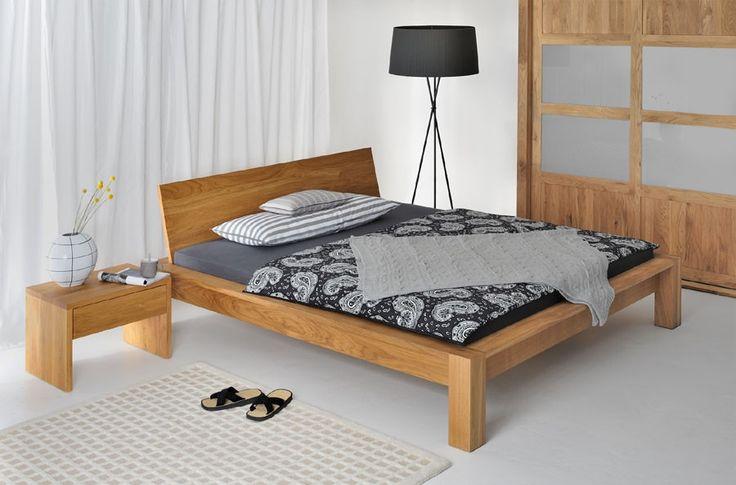 Victoria Holzbett Massivholzbett Doppelbett Bett Massiv