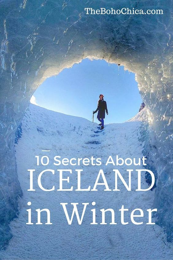 10 Secrets About Visiting Iceland in Winter