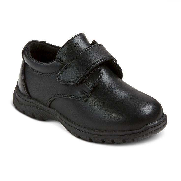Toddler Boys' Craig Dress Loafers Cat & Jack - Black 10