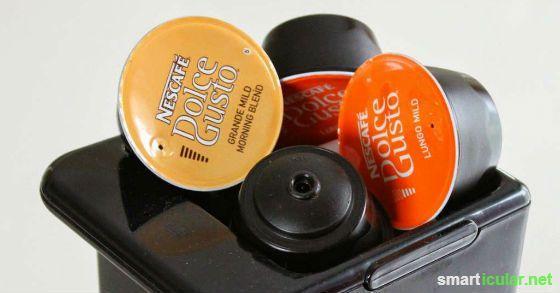 Kaffeekapseln günstig und viel umweltfreundlicher