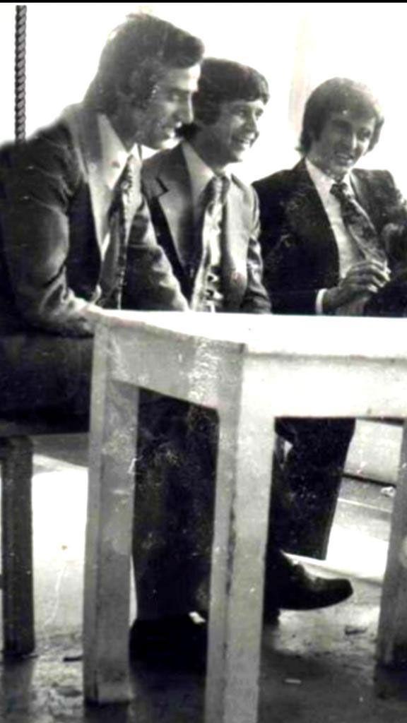 Kemal Sunal & Halit Akçatepe & Tarık Akan