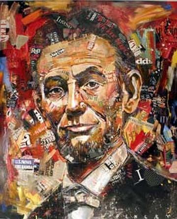 Abe by Steve Penley