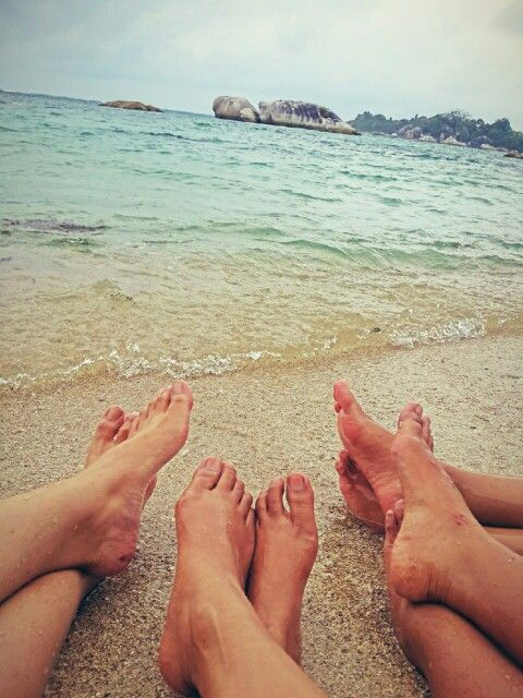 Sea, Sand and Relax #belitong