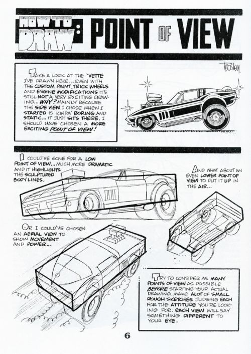 How To Draw Cars | Online Drawing Lessons