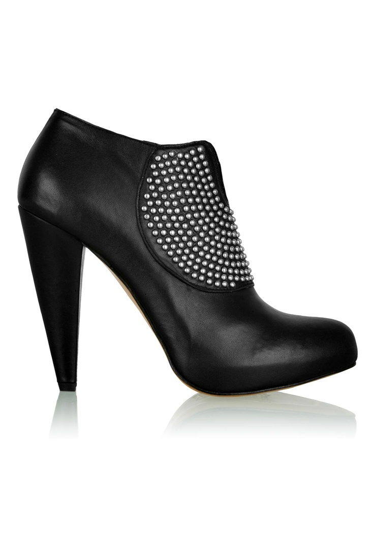 Image detail for -... Boot by Betty Jackson - Black - Buy Boots Online at my-wardrobe.com