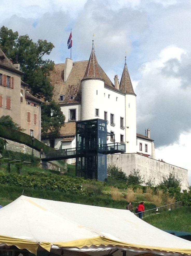 Castle, Nyon, Switzerland