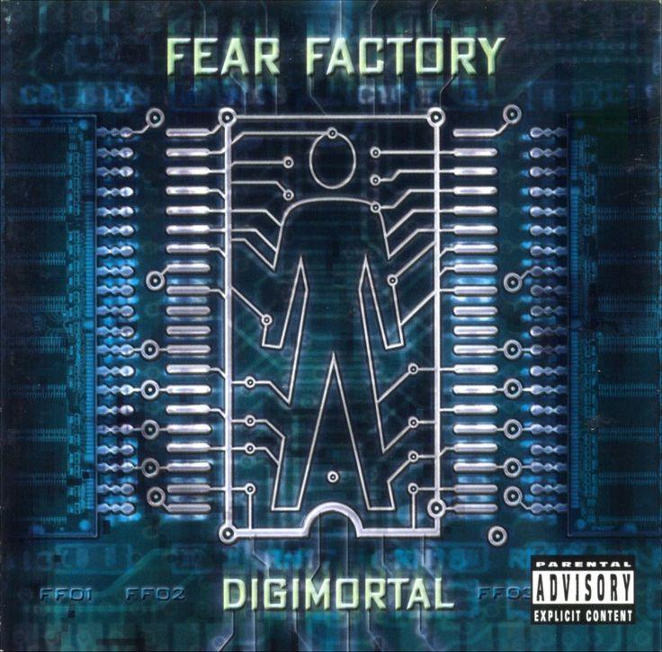 Fear Factory - Digimortal [Full Album]