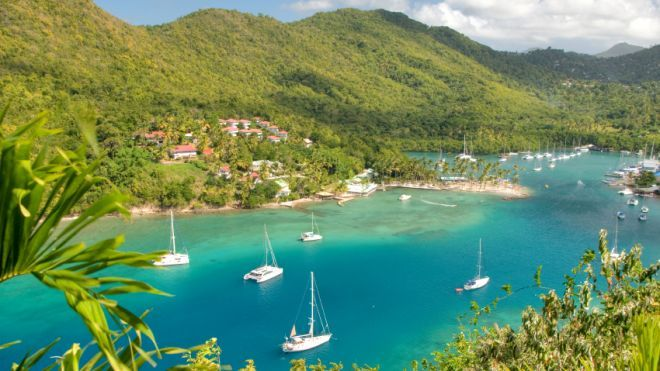 Marigot Bay, St. Lucia - Cant wait to live here when hubby retires!