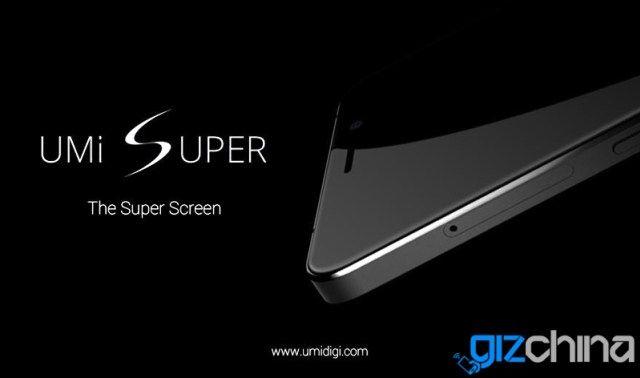 Novedad: El UMi Super tendrá una pantalla Super AMOLED