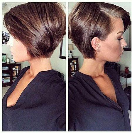 25+ Nette Pixie Haarschnitte