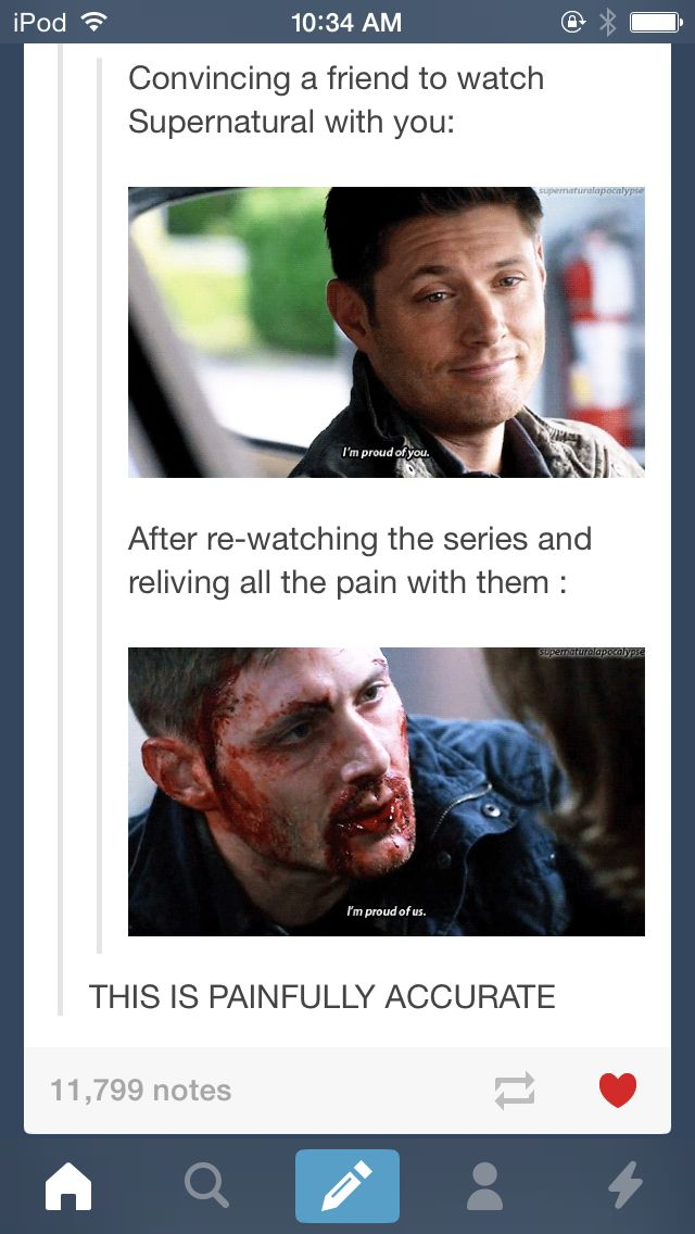It's so true though. This show ruins lives. RUINS THEM.