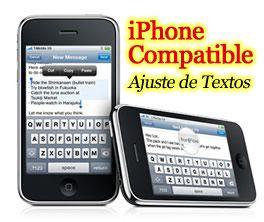 ¿Los textos de tus páginas cambian de tamaño o no se visualizan correctamente cuando los ves en un iPhone?  Aquí la solución…