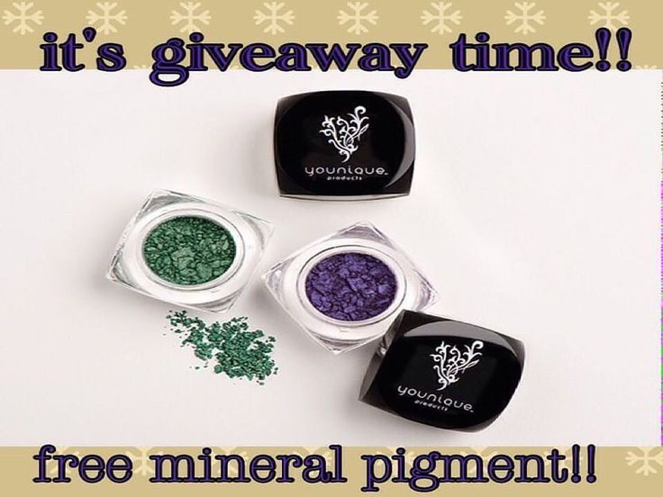 First person to place to an order over $21.50 before midnight tonight Pacific Coast time will win a FREE Mineral Pigment. 💜 #Giveaway #MoodstruckMineralsPigmentPowders #34Colors #Younique #LipsnLashesbyAprilLynn  LipsnLashesbyAprilLynn.com