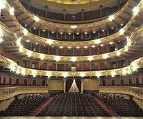 Teatro Círculo Rosario Argentina