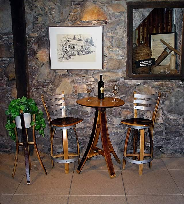 The 25 Best Barrel Furniture Ideas On Pinterest Wood Barrel Ideas Whiskey Barrels And Wine