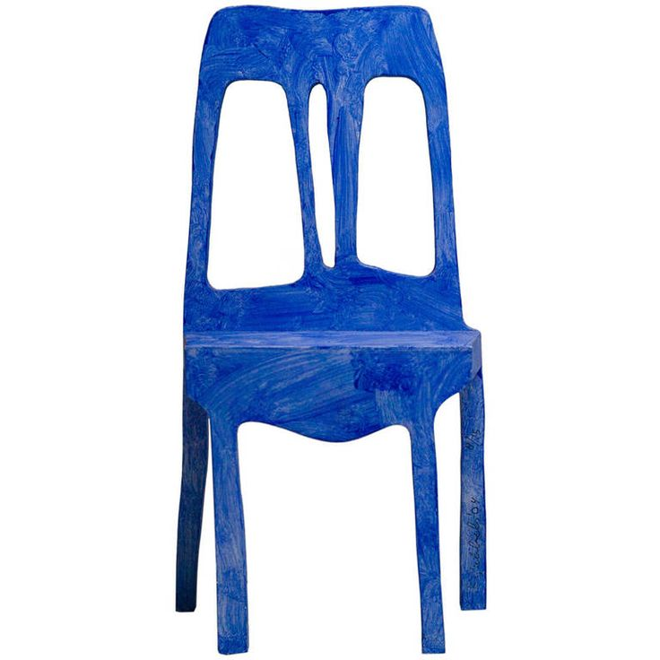 Chair from 2004 by Dutch Artist Klaas Gubbels   From a unique collection of antique and modern sculptures at https://www.1stdibs.com/furniture/decorative-objects/sculptures/