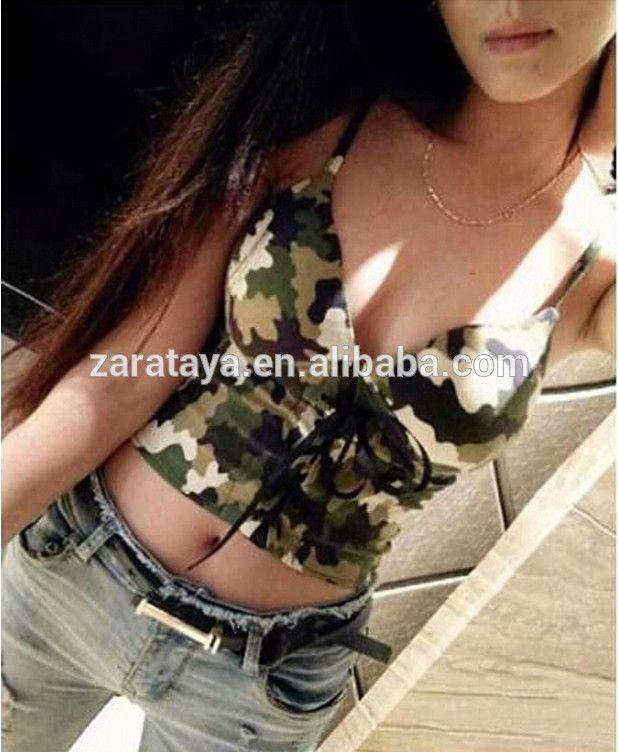 Femme vêtements de nuit mode blouses jeunesse mode styles dames hot images sexy dame de camouflage