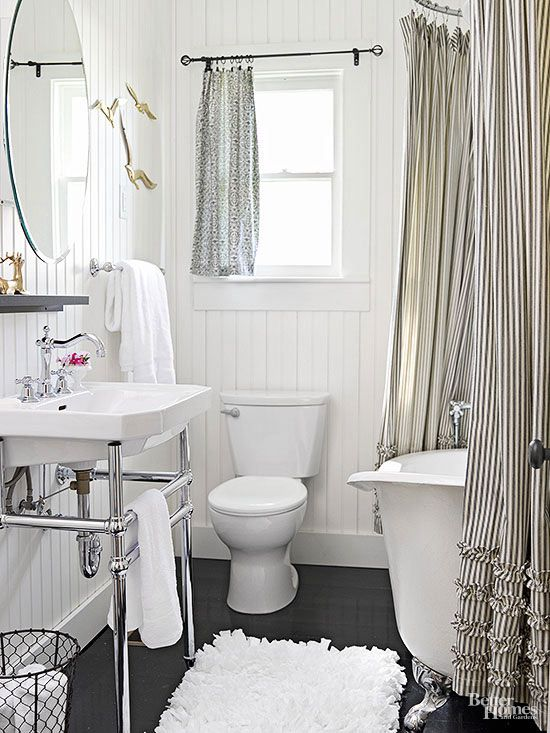 657 Best Images About Cottage Bathrooms On Pinterest