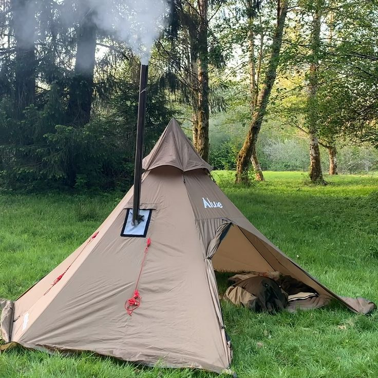 Pin on Winter Camping Shelters and Wood Stoves