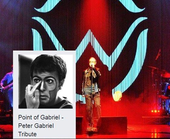 Tribute Band, serata con Genesis e Peter Gabriel - INFO: www.horizonsradio.it