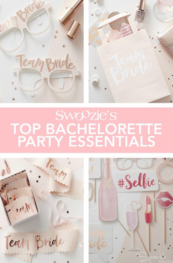 Shop Our Top Bachelorette Essentials Bachelorette Party Supplies Bachelorette Party Decorations Classy Bachelorette Party Decorations