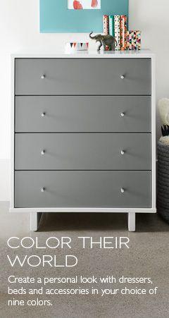 Modern Dressers - Modern Kids Furniture - Room & Board