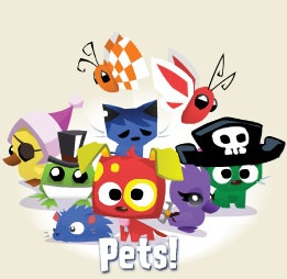 Always getting asked to add a new pet to the family? Let your kids get a taste of pet ownership in Animal Jam where they can choose from a variety of pets, groom them, customize them, and more!