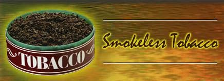 Original Pin: Information on smokeless tobacco and the risk.