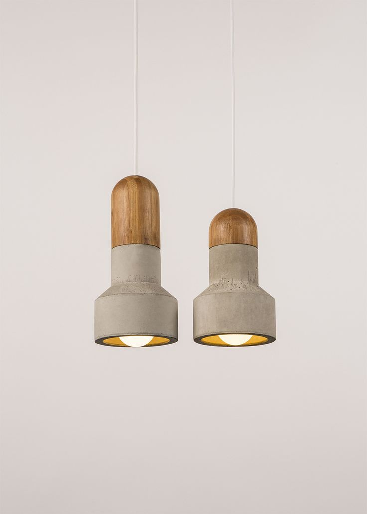 norsu interiors - Bentu Qie bamboo and concrete pendant light - large, $329.00 (http://www.norsu.com.au/bentu-qie-bamboo-and-concrete-pendant-light-large/)