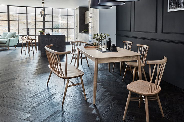 Shalstone Dining range from ercol - Exclusive to John Lewis