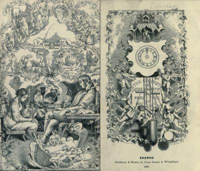 Ο ΓΡΥΛΟΣ ΣΤΟ ΤΖΑΚΙ – ΤΣΑΡΛΣ ΝΤΙΚΕΝΣ (1845)  ΟΚάρολος Ντίκενς, στο βιβλίο αυτό, μας παίρνει από το χέρι και μας οδηγεί μέσα από Χριστουγεννιάτικους δρόμους μιας αφήγησης παραμυθένιας, σε έναν κόσμο ομορφιάς και δικαίου…