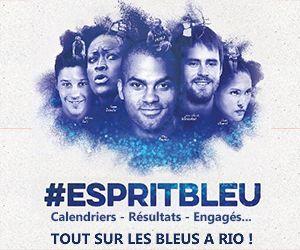 Suivez le parcours des Equipes de France Olympiques